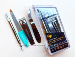 TWEEZERMAN Mini nail RESCUE KITСупер подарок для мужчины