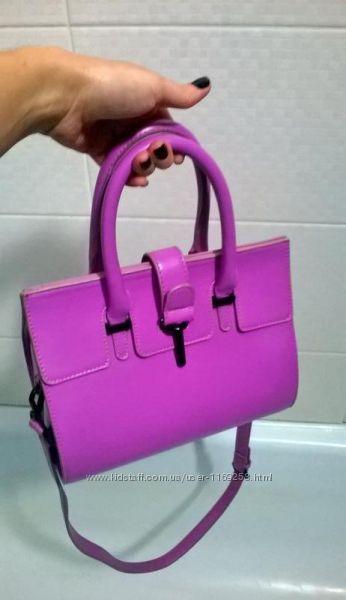 Сумка Fleur фиолетовая код:Sfleurviolet - Украина Купить