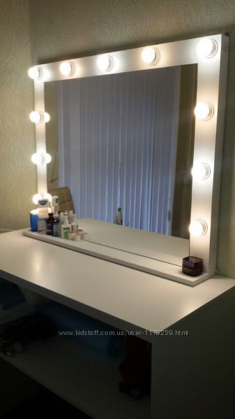 Макияжное зеркало Neon