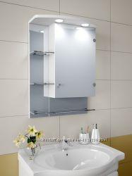 Шкаф-зеркало в ванную А75-s