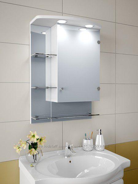 Шкаф-зеркало в ванную T75-s
