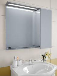 Шкаф зеркало с LED подсветкой