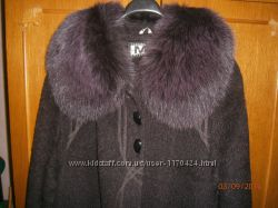 пальто зимнее р56