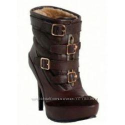 Зимние ботинки JANNIFER MODO