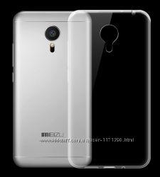 TPU чехол Ultrathin Series 0, 33mm для Meizu M3 Note