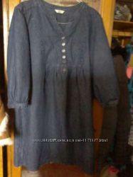 Продам джинсовый сарафан для беременных