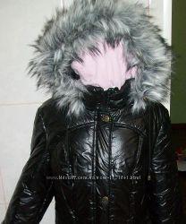 Теплая зимняя куртка р48-50