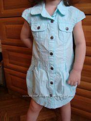 Платье-туника для малышки Early Days Англия