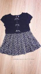 Классное платье Dunnes Stores 3-4 года.