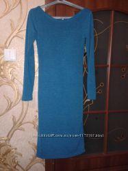 Шикарное платье- ангорка