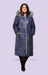 Пальто женское зимнее Пальто больших размеров