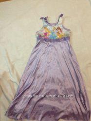 Нарядное платье с принцесами DISNEY 10-12 лет