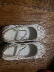 Туфельки с бисером Mothercare