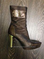 Итальянские кожаные ботиночки Podium Торг.