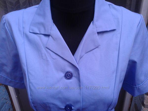 Блуза жакет медицинский