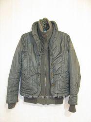 Куртка до морозов, стильная, Diesel оригинал