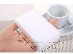 Меламінові губки білі 100х60х20 мм