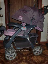 Прогулочная коляска Geoby C879-CR