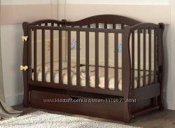 Детская кроватка Baby Dream Prestige 5 орех