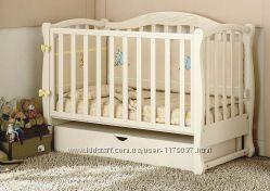 Детская кроватка Baby Dream Prestige 5 Ваниль