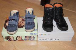 Ботинки Primigi и Geox 36р бу