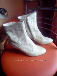кожаные ботинки Tanssico
