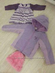 набор детской  одежды по 100