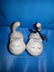 статуетки сувениры кошки на подарок коллекционерам