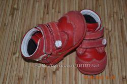 Ботиночки Kemal Pafi orthopedic для девочки ортопедические 12, 5 см