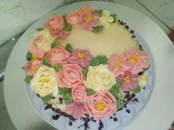 Домашние торты на заказ для вас
