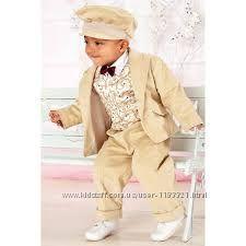 Нарядный костюм для мальчика krasnal