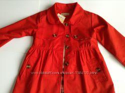 Пальто для девочек весна