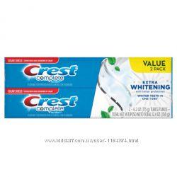Crest Toothpaste отбеливающая зубная паста 2 по 175г