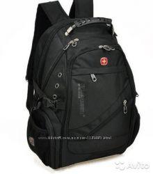 Городской рюкзак swissgear с накидкой-дождевиком, для ноутбука