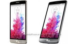 cмартфон LG G3s d724 dual полная комплектация