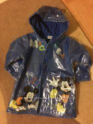 пальто дождевик Disney