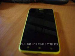 Продам смартфон Lenovo s60 Dual Sim, 2 sim, 2 сим Yellow оригинал