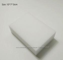 Утолщенная меламиновая губка 10см 7см 3см