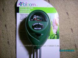 измеритель анализатор кислотности влажности и освещенности грунта