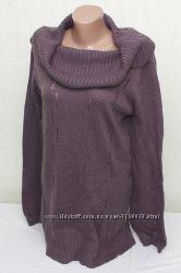 Платье - туника большой воротник Vero moda размер М