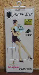 Колготы Артемис 40 den Анти-варикоз медицинские компрессионные-здоровье ног