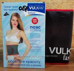 Пояс Вулкан Fashion улучшенный - похудение с эффектом сауны, поддержка спин