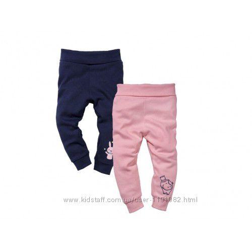 Комплект детских штанишек-ползунков Lupilu Код. b2037.