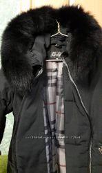 Зимний пуховик В наличии 48р. Прекрасное качество.