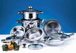 Новый набор посуды. 17 предметов
