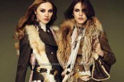 Куртка коженная Roberto Cavalli оригинал с мехом