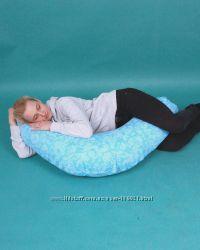 Подушка для беременности и кормления ForKids с наполнителем mixed