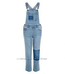 Шикарные джинсовые комбинезоны, Англия.