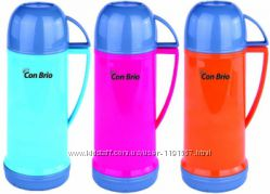 Вакуумный термос со стеклянной колбой CB - 350 450 мл для детей