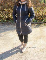 Зимове пальто на синтепоні